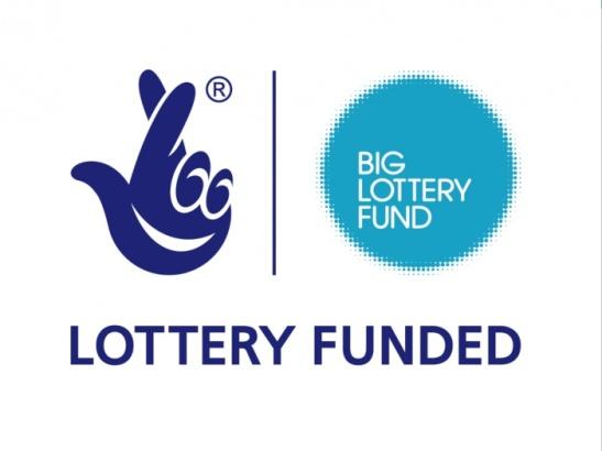 National Lottery, Big Lottery Fund logo